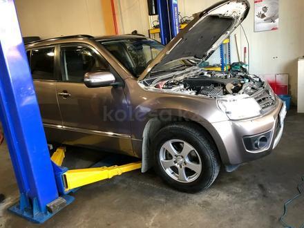 Диагностика двигателя (ДВС) автомобиля ремонт двигателя (ДВС) в Алматы