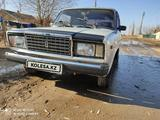 ВАЗ (Lada) 2107 2011 года за 880 000 тг. в Жетысай – фото 5