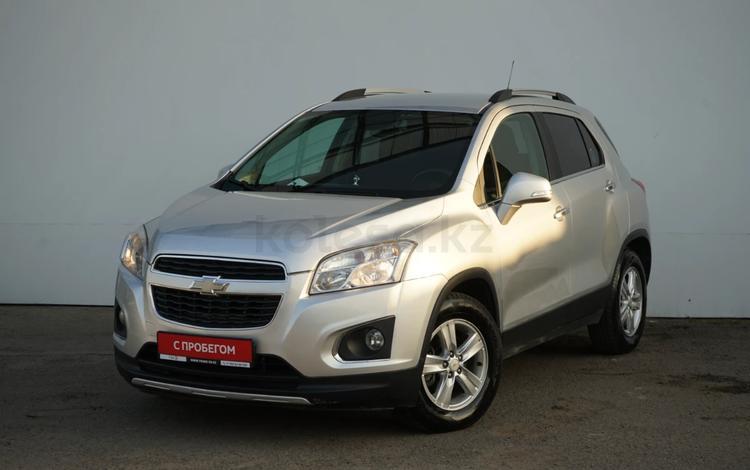 Chevrolet Tracker 2014 года за 4 300 000 тг. в Алматы
