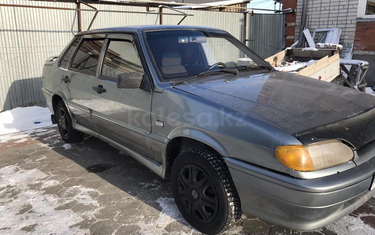 ВАЗ (Lada) 2115 (седан) 2005 года за 670 000 тг. в Актобе