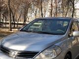 Nissan Tiida 2011 года за 3 980 000 тг. в Алматы – фото 2