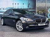 BMW 740 2009 года за 8 300 000 тг. в Алматы