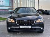 BMW 740 2009 года за 8 300 000 тг. в Алматы – фото 4