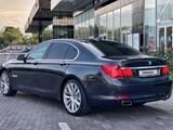 BMW 740 2009 года за 8 300 000 тг. в Алматы – фото 5