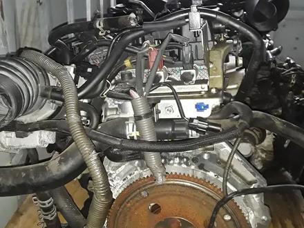 Двигатель LF-2.0л на Mazda-6 за 220 000 тг. в Алматы – фото 2