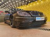 Тюнинг на Mercedes-Benz S-Class w220 Обвес WALD Black Bison за 60 000 тг. в Караганда – фото 2