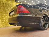 Тюнинг на Mercedes-Benz S-Class w220 Обвес WALD Black Bison за 60 000 тг. в Караганда – фото 3