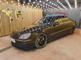 Тюнинг на Mercedes-Benz S-Class w220 Обвес WALD Black Bison за 60 000 тг. в Караганда – фото 4