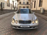 Mercedes-Benz E 240 2002 года за 3 700 000 тг. в Алматы