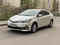 Toyota Corolla 2018 года за 7 750 000 тг. в Нур-Султан (Астана)