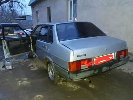 ВАЗ (Lada) 21099 (седан) 2003 года за 370 000 тг. в Кызылорда