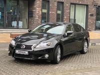 Lexus GS 350 2012 года за 13 800 000 тг. в Алматы