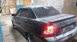 ВАЗ (Lada) 2170 (седан) 2008 года за 1 600 000 тг. в Караганда – фото 2