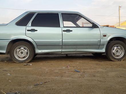 ВАЗ (Lada) 2115 (седан) 2003 года за 700 000 тг. в Актау – фото 2