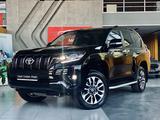 Toyota Land Cruiser Prado 2021 года за 37 477 000 тг. в Алматы