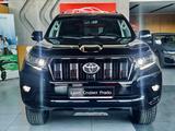 Toyota Land Cruiser Prado 2021 года за 37 477 000 тг. в Алматы – фото 2