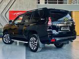 Toyota Land Cruiser Prado 2021 года за 37 477 000 тг. в Алматы – фото 4