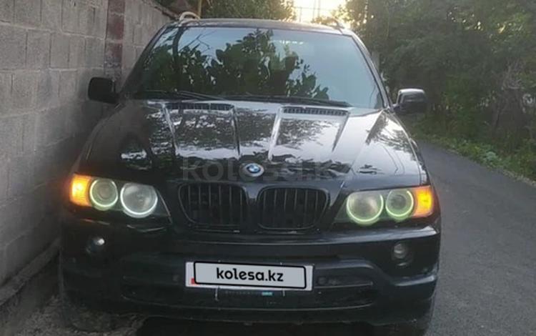 BMW X5 2001 года за 3 500 000 тг. в Шымкент