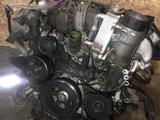 Двигатель (ДВС) 113-й на Mercedes объём 5.0 за 350 000 тг. в Караганда – фото 2