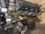 Двигатель (ДВС) 113-й на Mercedes объём 5.0 за 350 000 тг. в Караганда – фото 3