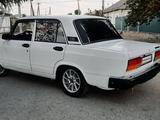 ВАЗ (Lada) 2107 2005 года за 1 300 000 тг. в Кызылорда – фото 4