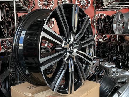 R21 Lexus LX570 Superior за 420 000 тг. в Алматы – фото 4
