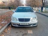 Mercedes-Benz S 350 2003 года за 3 200 000 тг. в Шымкент – фото 5