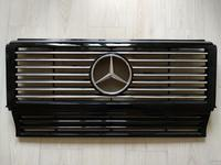 Оригинальная решетка радиатора на Mersedes G Class w463 за 30 000 тг. в Алматы