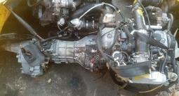 Двигатель Isuzu Trooper 2.6Л бензин 4ze1 за 350 000 тг. в Шымкент – фото 2