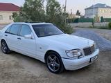 Mercedes-Benz S 320 1997 года за 3 500 000 тг. в Кызылорда – фото 4