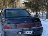 ВАЗ (Lada) 2110 (седан) 2005 года за 720 000 тг. в Костанай – фото 3