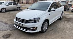 Volkswagen Polo 2017 года за 5 800 000 тг. в Шымкент