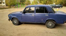 ВАЗ (Lada) 2107 2006 года за 330 000 тг. в Актобе – фото 4