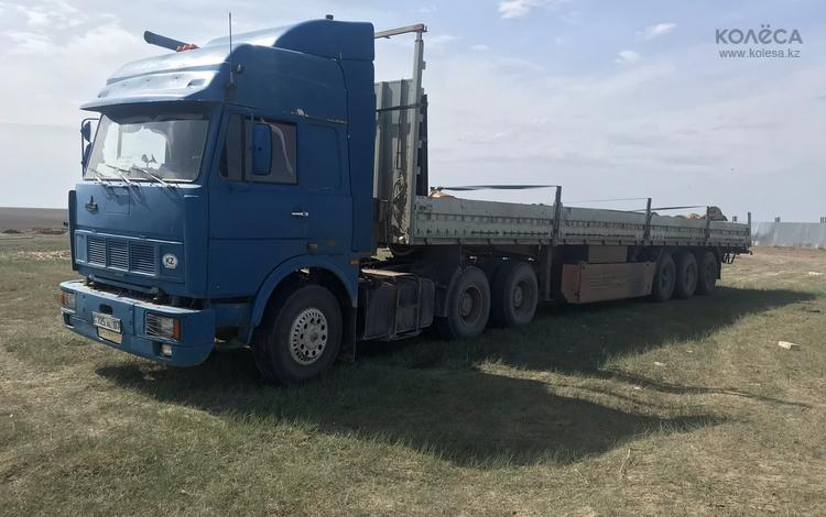 МАЗ  Тгач 1993 года за 4 900 000 тг. в Уральск