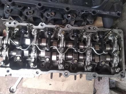 Головка, коленвал zd30 3.0 двигатель Patrol за 444 тг. в Алматы – фото 2