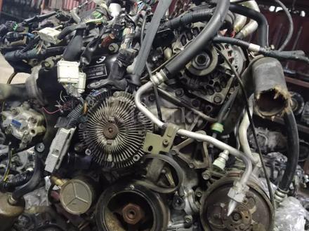 Головка, коленвал zd30 3.0 двигатель Patrol за 444 тг. в Алматы