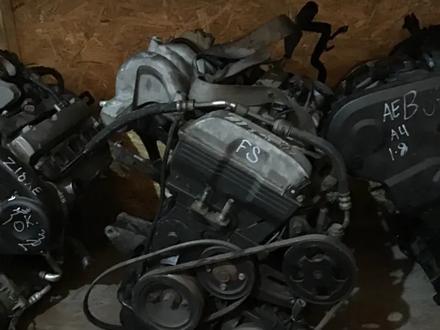Контрактный двигатель FS 2.0л на мазда из Японий за 190 000 тг. в Нур-Султан (Астана)