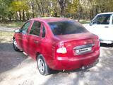 ВАЗ (Lada) Kalina 1118 (седан) 2007 года за 1 500 000 тг. в Алматы