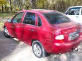 ВАЗ (Lada) Kalina 1118 (седан) 2007 года за 1 500 000 тг. в Алматы – фото 2