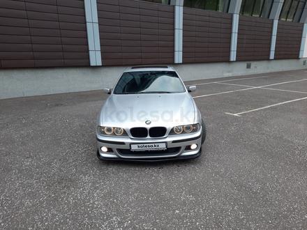 BMW 525 2003 года за 4 200 000 тг. в Караганда – фото 3