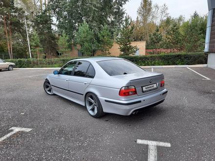 BMW 525 2003 года за 4 200 000 тг. в Караганда – фото 4