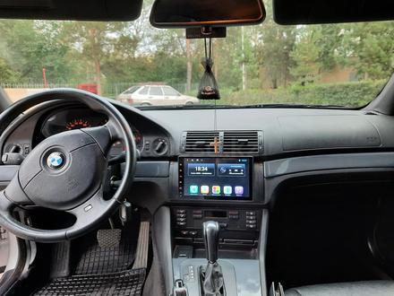 BMW 525 2003 года за 4 200 000 тг. в Караганда – фото 6