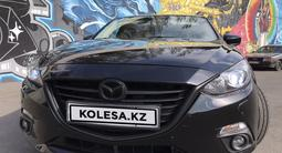 Mazda 3 2015 года за 6 850 000 тг. в Алматы – фото 2
