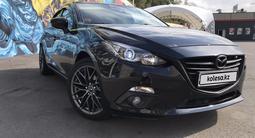 Mazda 3 2015 года за 6 850 000 тг. в Алматы