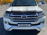 Toyota Land Cruiser 2017 года за 32 500 000 тг. в Алматы