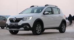Renault Sandero Stepway Life 2020 года за 6 631 160 тг. в Караганда