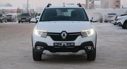 Renault Sandero Stepway Life 2020 года за 6 631 160 тг. в Караганда – фото 2