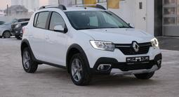Renault Sandero Stepway Life 2020 года за 6 631 160 тг. в Караганда – фото 3