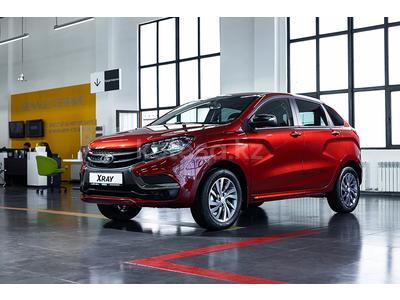 ВАЗ (Lada) XRAY Comfort 2021 года за 6 520 000 тг. в Петропавловск