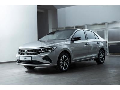 Volkswagen Polo Status MPI AT 2021 года за 8 269 000 тг. в Алматы